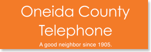 Oneida County Rural Telephone